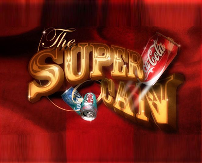 The Super Can Doble  By Gustavo Raley D+