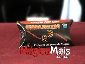 CORDA ZIG ZAG - COLEÇÃO FAST MAGIC Nº 10