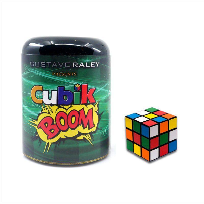 Cubo Mágico Cubik Boom By Gustavo Reley M+