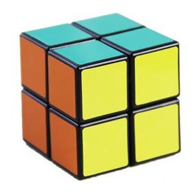 Cubo Magico Profissional 2 x 2 x 2 Preta
