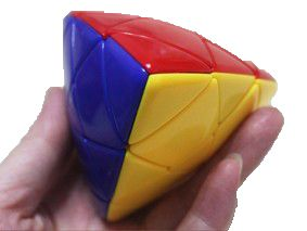 Cubo Magico Profissional Mastermorphix Shengshou R+