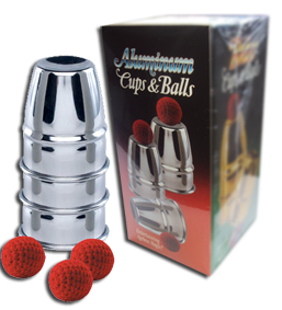 CUPS AND BALLS METALICO - EMPIRE