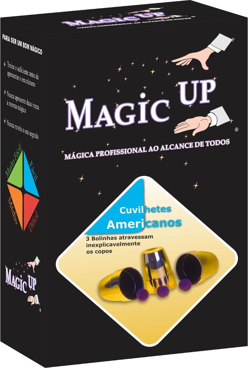 Cuvilhetes Americanos Cromados - Coleção Classic n02