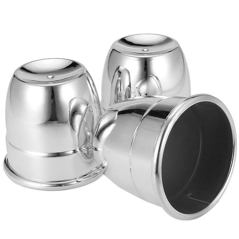 Covilhetes Cups And Balls Plastico Cromado - Jumbo R+