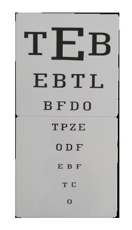 Dado  Dinamite Deluxe  - Dado da Ilusão para palco com teste de visão B+