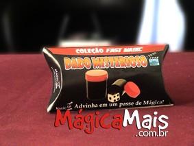 DADO MISTERIOSO - COLEÇÃO FAST MAGIC Nº 07