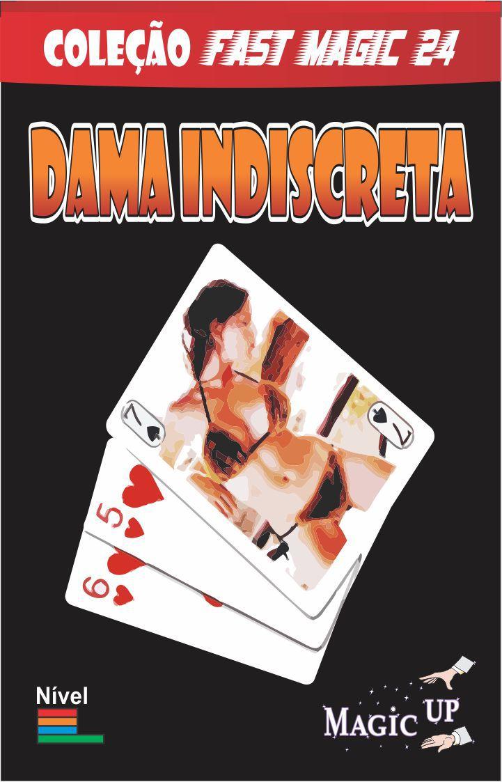 Dama Indiscreta - Coleção Fast Magic N 24 B+