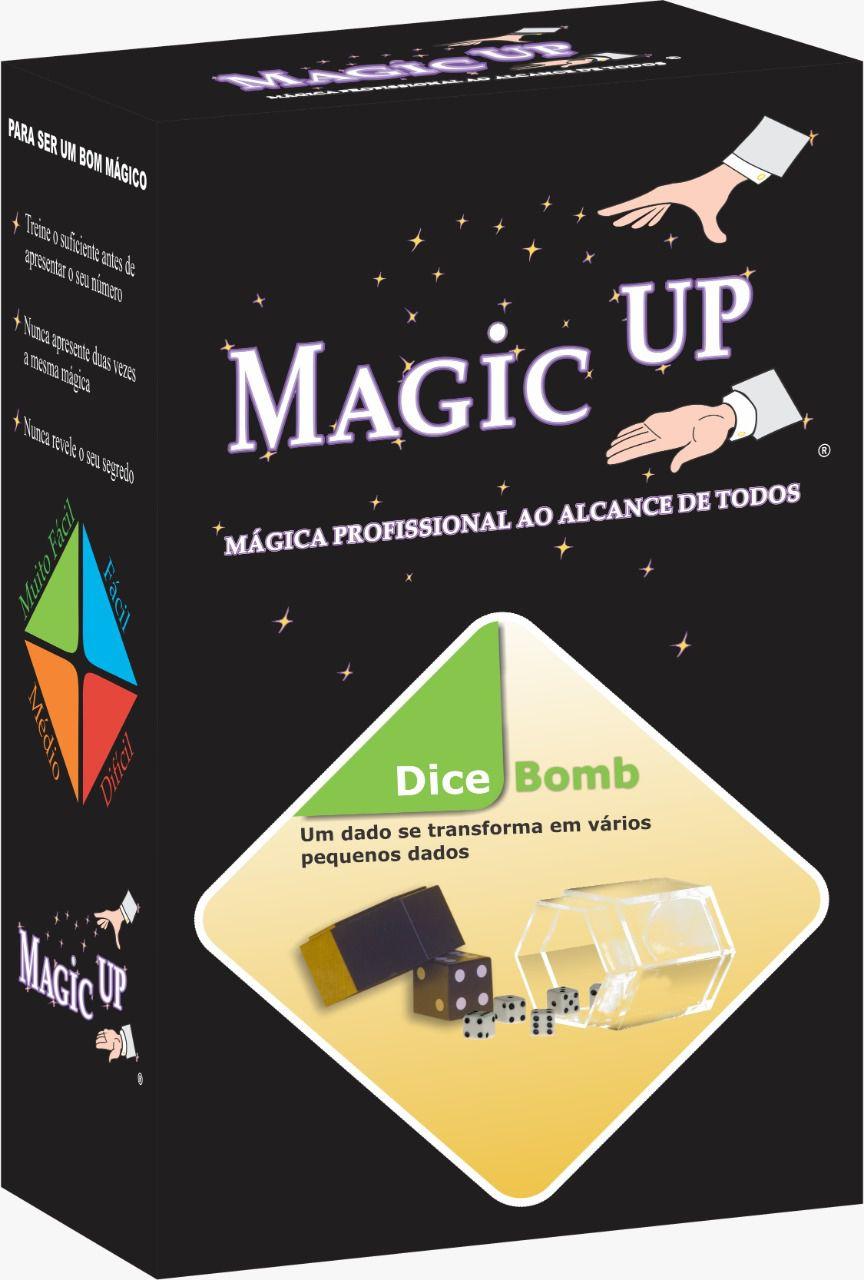 Dice Bomb  - Dados Diminuentes - Coleção Classic N 08 B+