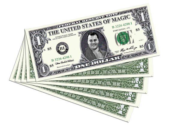 Dólares Mágicos - Coleção Fast Magic N 31