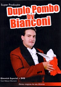 DUPLO POMBO (GIMMICK C/DVD) by Bianconi