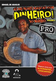 Dvd - As Melhores Mágicas Com Dinheiro Vol. 3