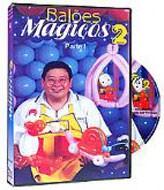 DVD - BALÕES MÁGICOS 2 - Parte 1