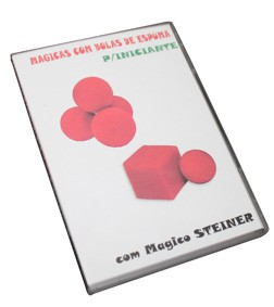 Dvd Bola De Espuma  - Steiner J+