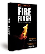 Dvd - Fire Flash Com Sérgio Férrer J+