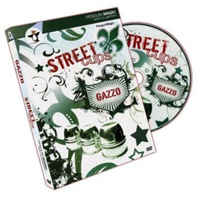 DVD - GAZZOS STREET CUPS