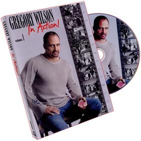 DVD - GREGORY WILSON IN ACTION VOLUME 1