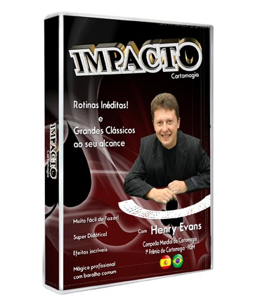 Dvd impacto by Henry Evans J+