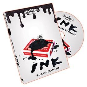 Ink + dvd + gimmick  Michael Chatelain J+