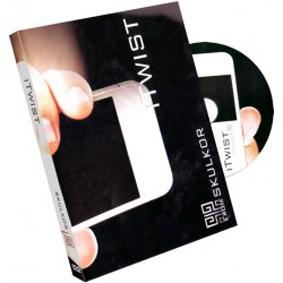 DVD - ITWIST - WHITE