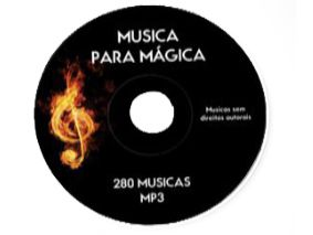 DVD - Musicas para Magicas Vol 1 - Royalty Free Music D+