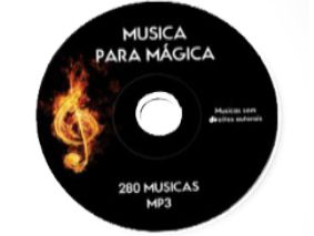 DVD - Musicas para Magicas Vol. 2- Royalty Free Music D+