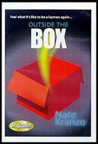 Dvd Outside the Box Starring Nate Kranzo J+