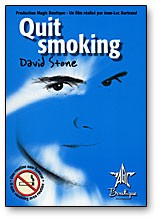 DVD- QUIT SMOKING by David Stone