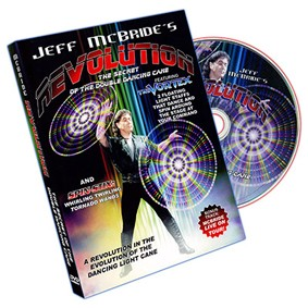 Dvd Revolution By Jeff Mcbride  D+