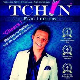 Dvd tchin Eric Leblon + gimmick J+