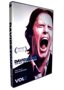 DVD - THE REAL SECRETS OF MAGIC VOL.2 DAVID STONE