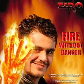 DVD - ZYRO - FIRE WITHOUT DANGER