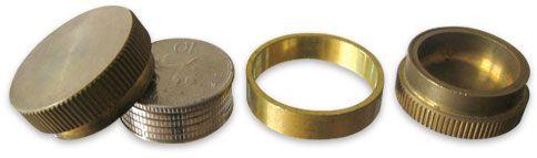 Dynamic coins econômico - Moedas magicas -  Coleção Classic N 03 R+