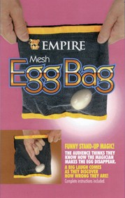 Egg Bag (Mesh) - Saco de ovos D+