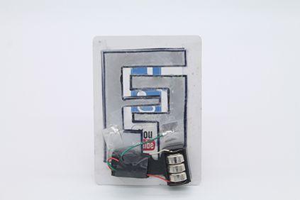 Electric Card M+