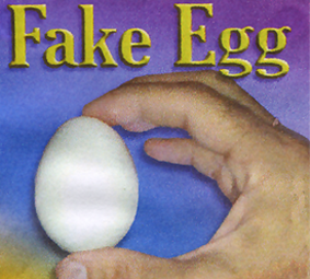FAKE EGG by Quike MARDUK - OVO Falso
