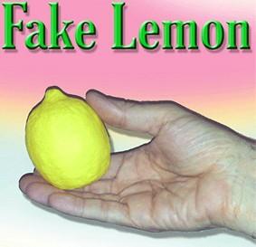 FAKE LEMON by Quique Marduk - LIMÃO FALSO