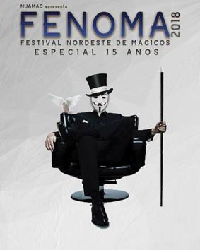 FENOMA XV - congresso- 7,8,9 Setembro 2018
