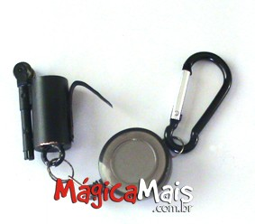Acendedor Flash De Luxo Para Algodão Flash Com Reel - Finger Flasher + Reel R+