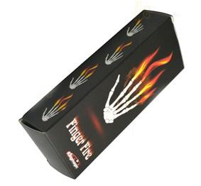Fire Finger - Fogo Na Ponta Dos Dedos B+