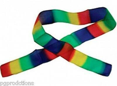 Fita para Tt- dedeira - Rainbow silk streamer R+