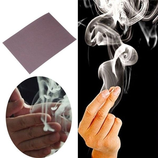 Fumaça Entre Os Dedos - Hell Smoke b+