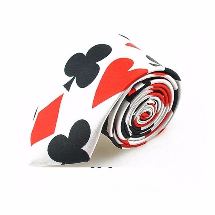 Gravata Poker D+