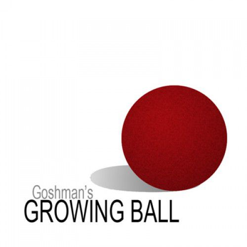 GROWING BALL Goshman