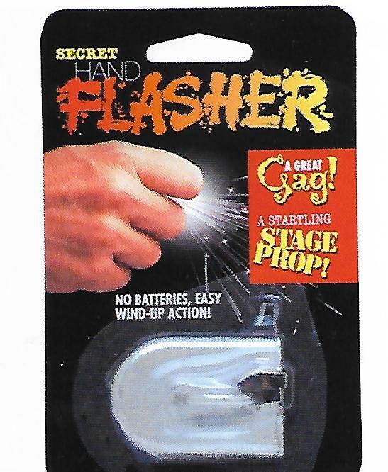 Hand Flasher - Faísca de Mão B+