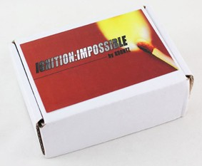 IGNITION: IMPOSSIBLE BY KOONTZ