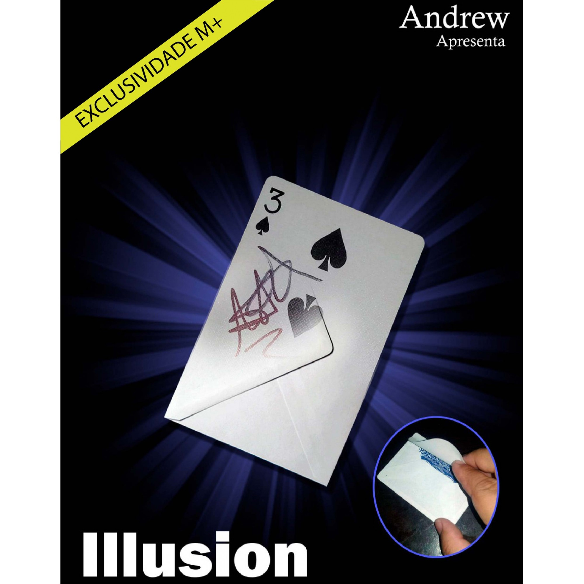 Illusion by Andrew B+