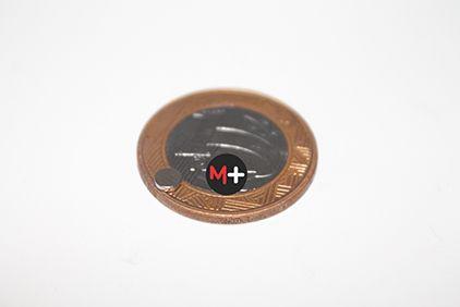 Imã Neodímio 5X1mm D+
