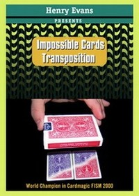 Impossible Card Transposition By Henry Evans D+