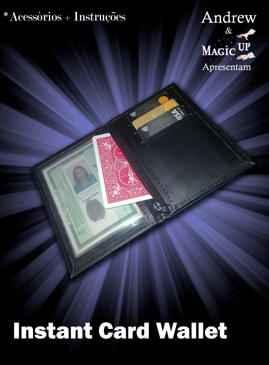 Instant card wallet