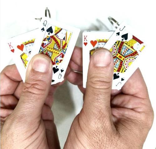 4 Isqueiros poker que da choque (rei , as ,valete e Dama)